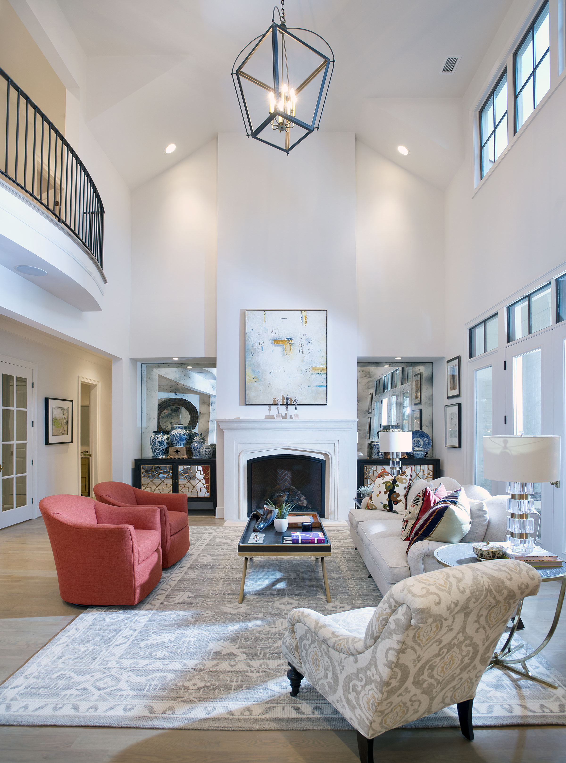 Builder: Legend Homes; Photographer: Reed Brown
